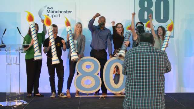 658b6f65fe9bb Mediafour supports Manchester Airport in Celebrating 80 years. By Sue  Bowden 9 months ago ...