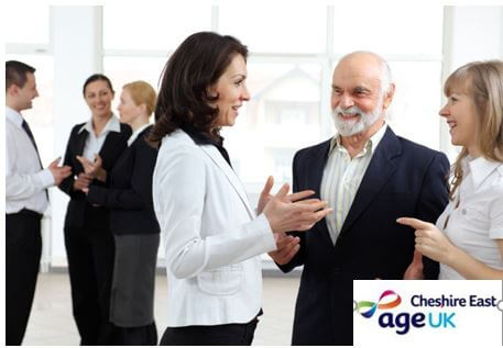 Age UK Cheshire East Business Breakfast