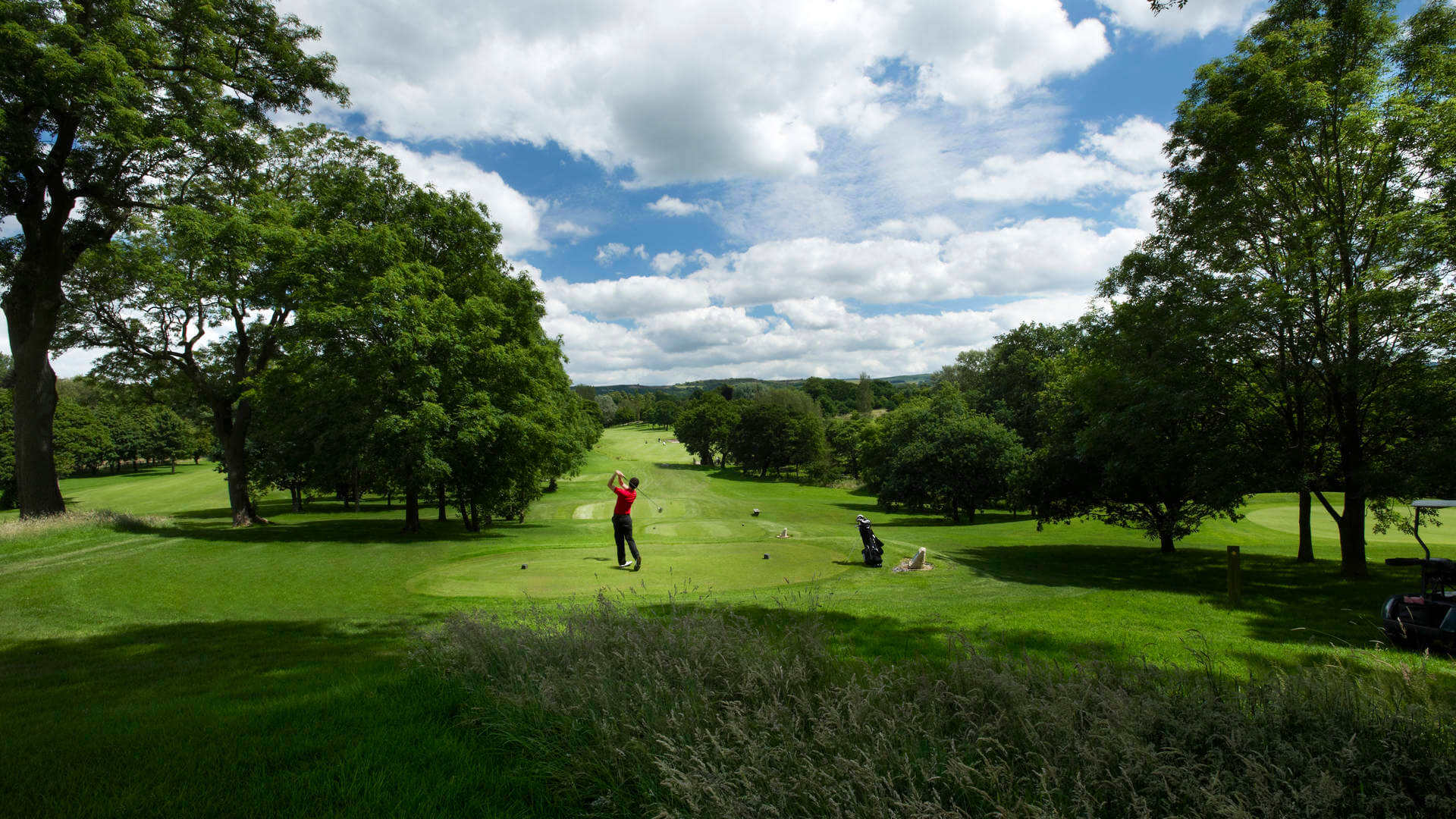 2021 Charity Golf Day supporting East Cheshire Hospice